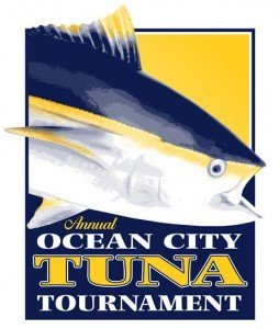 OC Tuna Tournament Logo that was used for Hooked on OC's website