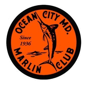 Marlin Club logo used for Hooked on OC's website