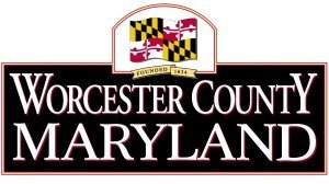 Logo for Worcester County MD for Hooked on OC's website