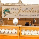 Park Place Jewelers shop set up at White Marlin Open 2015