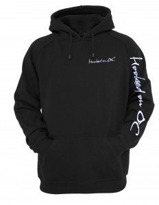 Hooded Sweat Front